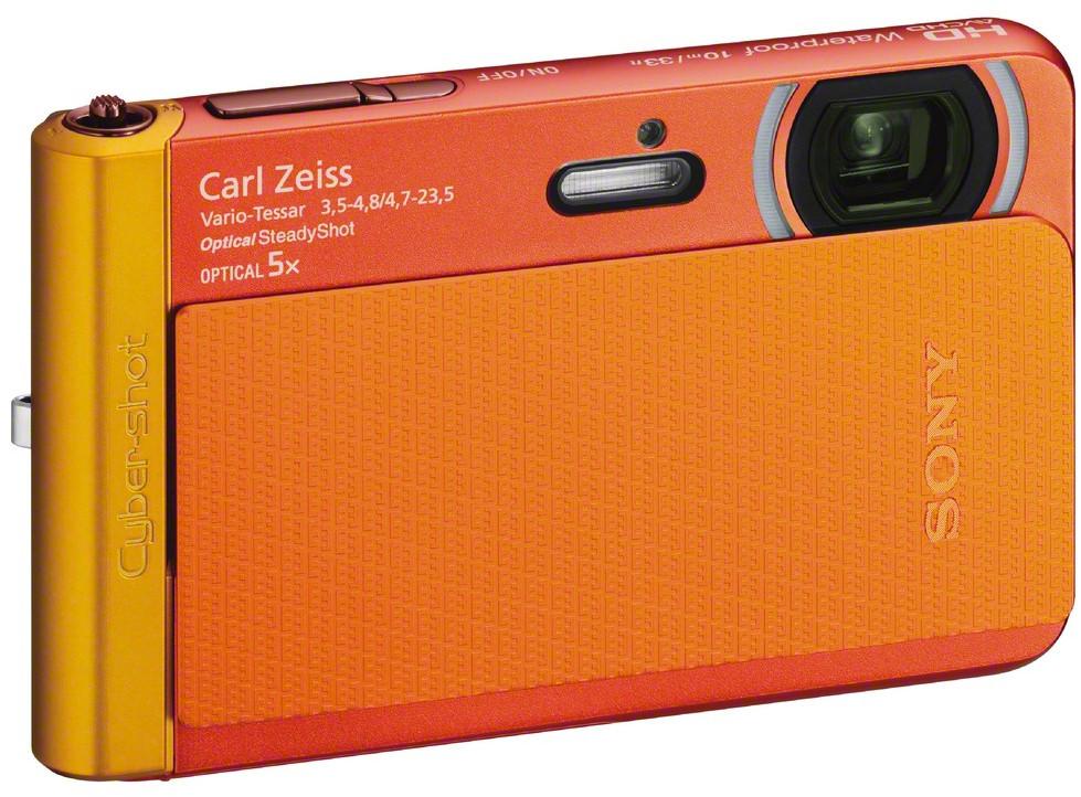Фотоаппарат Sony DSC-TX30 Cyber-Shot Orange<br>
