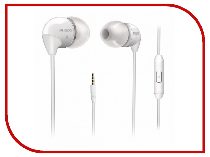 Philips Гарнитура Philips SHE3515 White