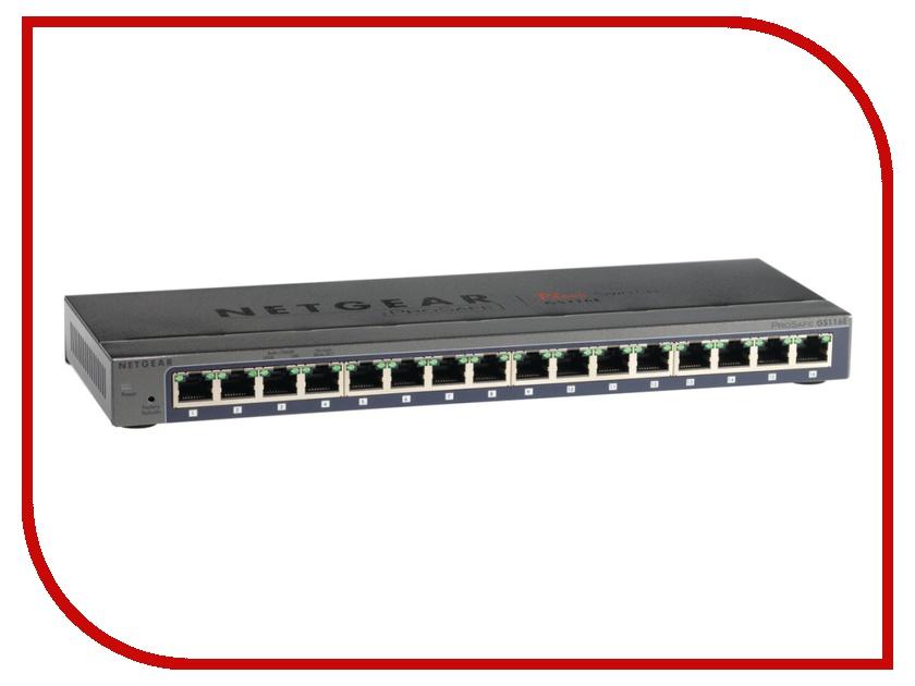 Netgear GS116E