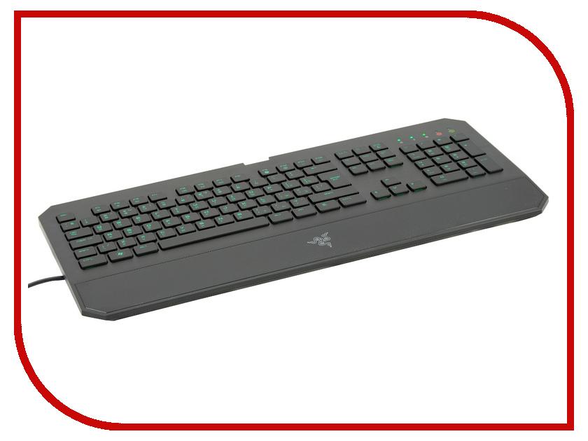 Клавиатура Razer DeathStalker USB Black RZ03-00800700-R3R1<br>