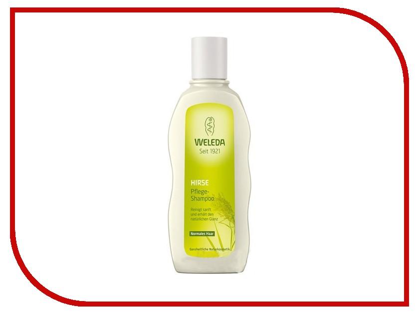 Средство по уходу за волосами Weleda шампунь-уход с экстрактом проса 190 мл 9555