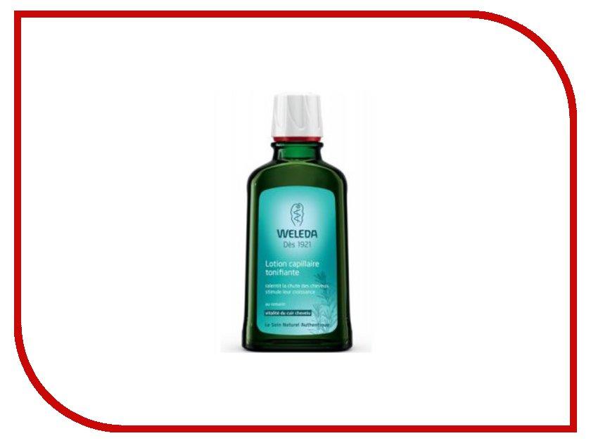 Средство по уходу за волосами Weleda укрепляющее средство для роста волос с розмарином 100 мл 9561 / 9571