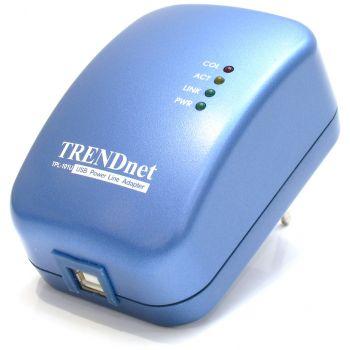 Powerline адаптер TRENDnet TPL-101U