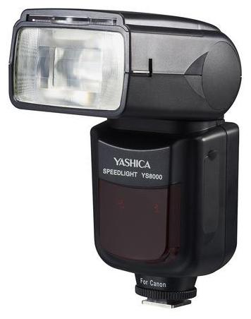 Вспышка Yashica YS8000 GN35 Canon