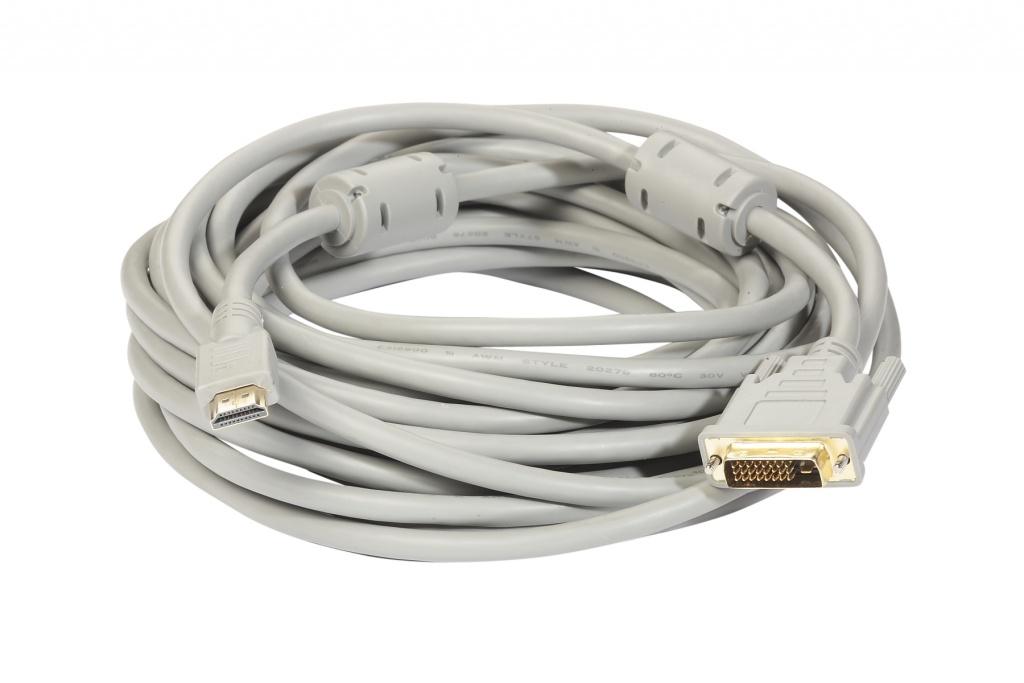 Аксессуар Exegate HDMI 19M to DVI 25M Dual Link 5m 191103