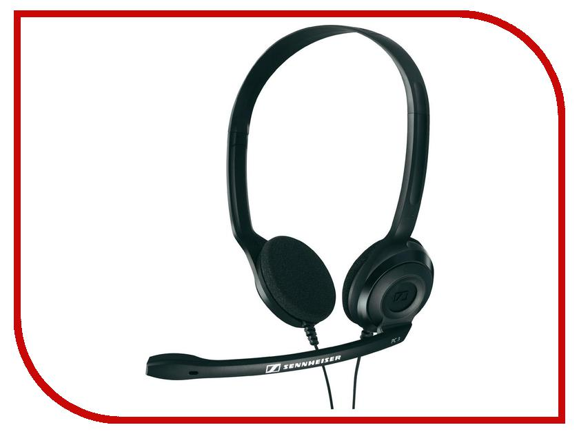 Гарнитура Sennheiser PC 3 CHAT<br>