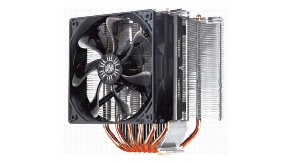 Кулер Cooler Master Hyper 612S RR-H612-13FK-R1 (Intel LGA1366/LGA1156/LGA1155/LGA775/AMD AM3/AM2+/AM2)