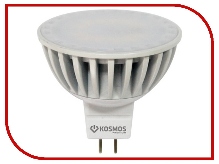 Лампочка Космос Premium MR16 GU5.3 5W 230V 3000K<br>