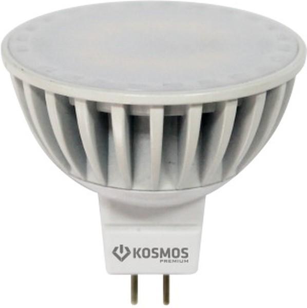 Лампочка Космос Premium MR16 GU5.3 5W 230V 3000K