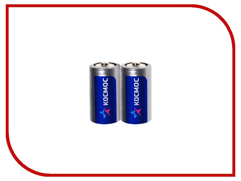 Батарейка C - Космос R14 (2 штуки)<br>