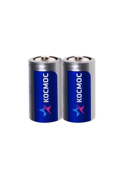 Батарейка D - Космос / Supermax R20 (2 штуки) от Pleer
