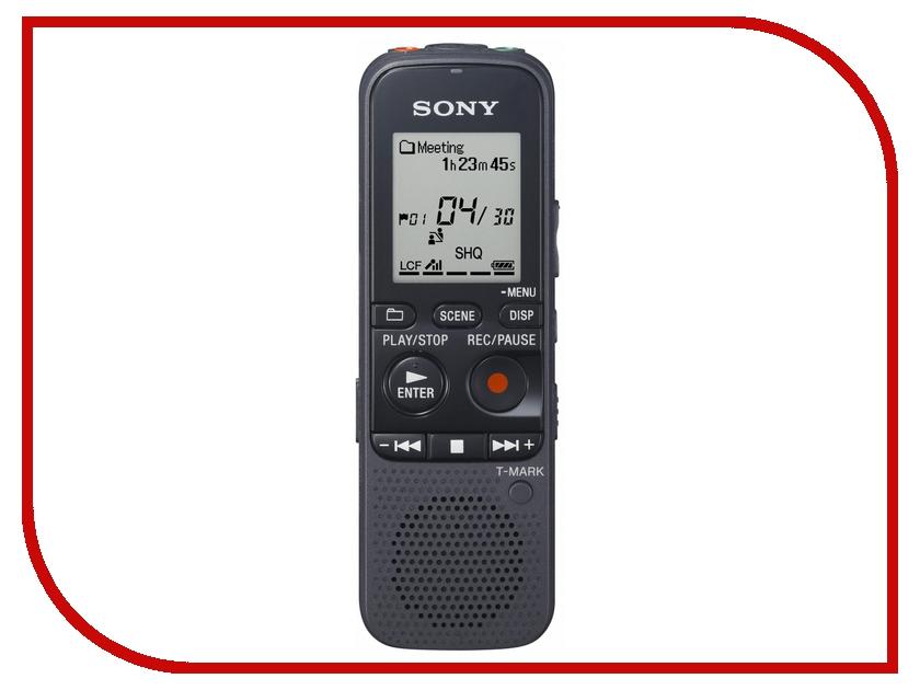 Диктофон Sony ICD-PX333M - 4Gb