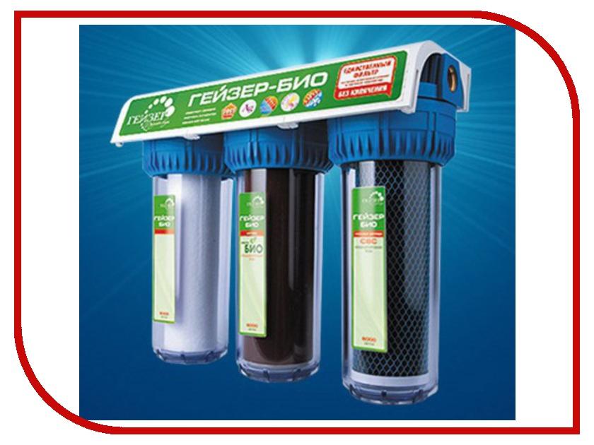Фильтр для воды Гейзер 3 Био 322 фильтр гейзер ультра био 421 11042