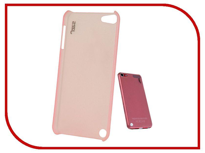 Защитная крышка JZZS 007214 / Baseus 081107 / Jison Case / MBM 005393 / MBM 005396 / MBM 006476 / MBM 005838 / MBM 005835 / Ozaki Wardrobe OC610PK / PURO Clear Cover IT5CLEARPNK для Touch 5G Pink ozaki oc112pr