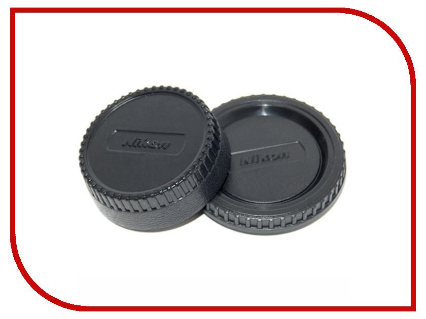 Аксессуар Комплект крышек Nikon JJC LR2