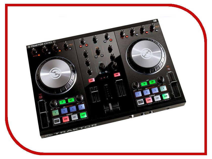 Dj контроллер Native Instruments Traktor Kontrol S2 Mk2 стоимость
