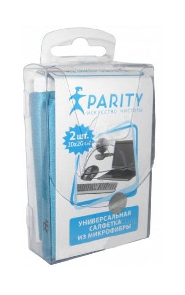 где купить Универсальные салфетки из микрофибры Parity 24175 дешево