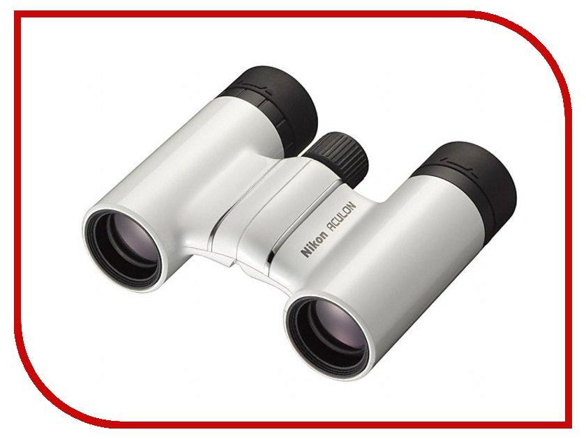 Nikon 8x21 Aculon T01 White