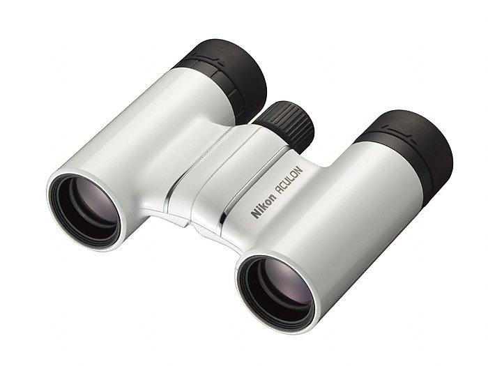 Бинокль Nikon 8x21 Aculon T01 White бинокль nikon aculon a211 10x50 черный