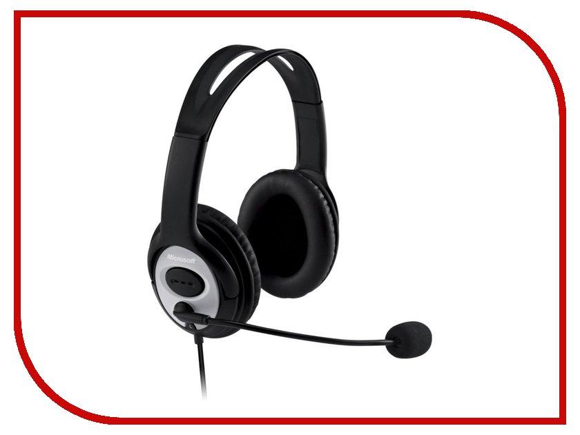 Гарнитура Microsoft LifeChat LX-3000 JUG-00015 клавиатура microsoft comfort curve keyboard 3000 3tj 00012 usb