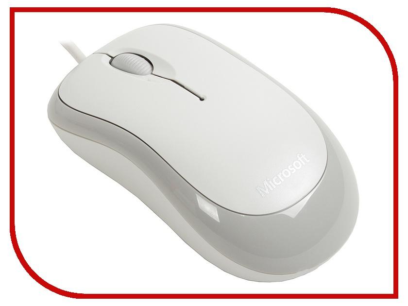 цена на Мышь Microsoft Basic White P58-00060 USB