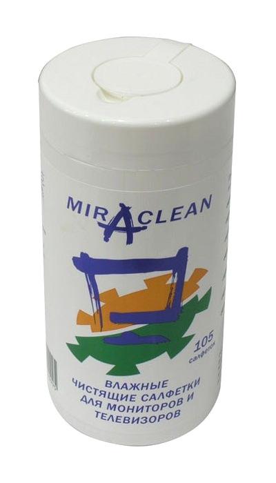 Влажные салфетки Miraclean 24099 для мониторов и телевизоров