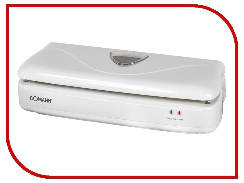 Вакуумный упаковщик Bomann FS 1014 CB bomann gb 388 white морозильная камера