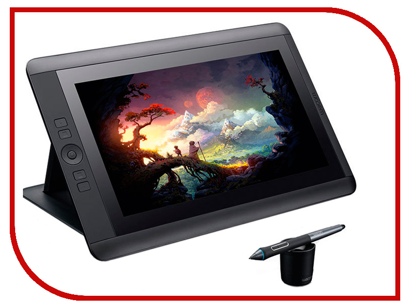 Графический планшет Wacom Cintiq 13HD DTK-1300 owner 50127