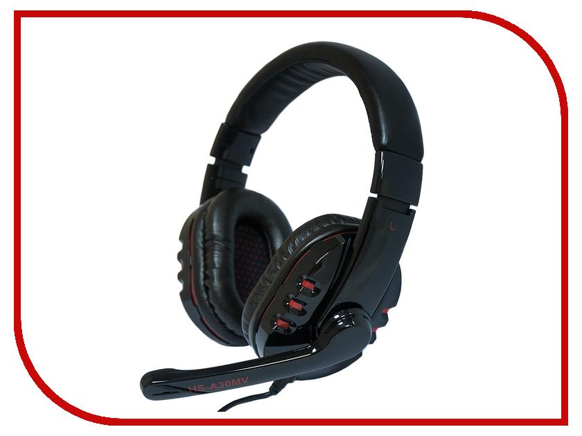 Гарнитура Dialog Aria HS-A30MV Black гарнитура dialog hs 17bt black