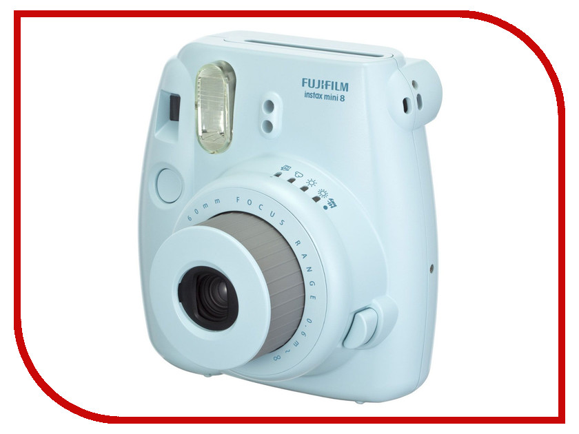 Фотоаппарат FujiFilm 8 Instax Mini Blue<br>
