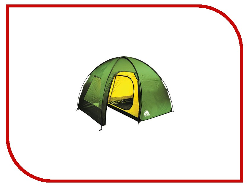 Палатка KSL Rover 3 Green 6155.3201 compurover compu rover