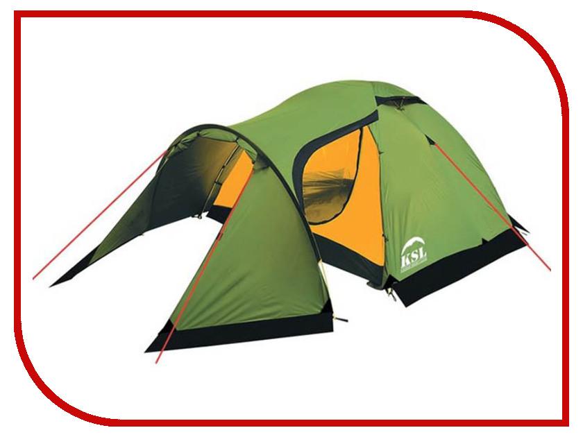 Палатка KSL Cherokee 4 Green 6122.4401 цена и фото