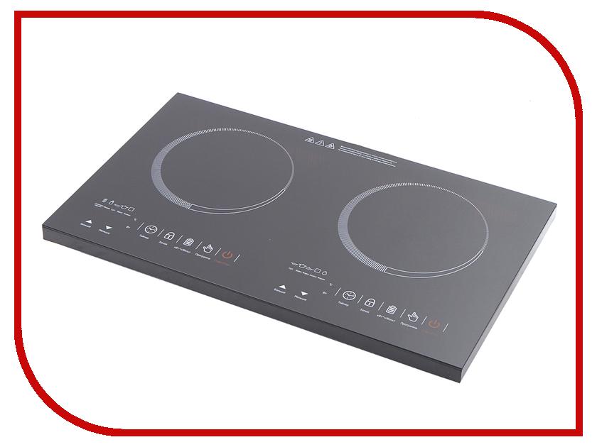 Плита Kitfort KT-105 настольная плита kitfort kt 101 индукционная