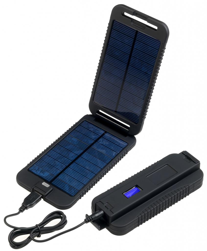 Аккумулятор Powertraveller Powermonkey Extreme Black