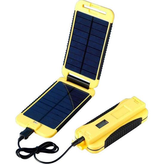Аккумулятор Powertraveller Powermonkey Extreme Yellow