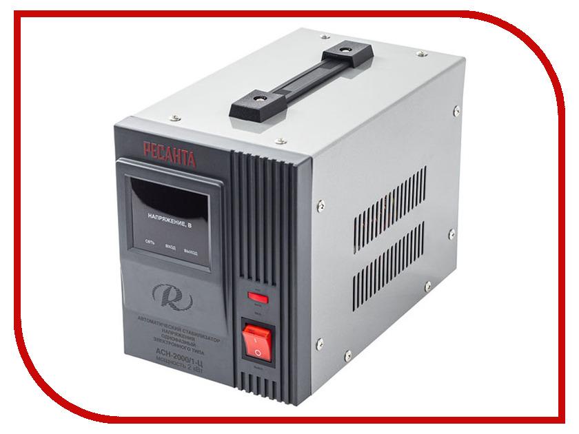 Стабилизатор Ресанта АСН-2000/1-Ц стабилизатор ресанта c 2000