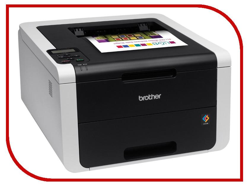 Принтер Brother HL-3170CDW принтер лазерный brother hl 3170cdw