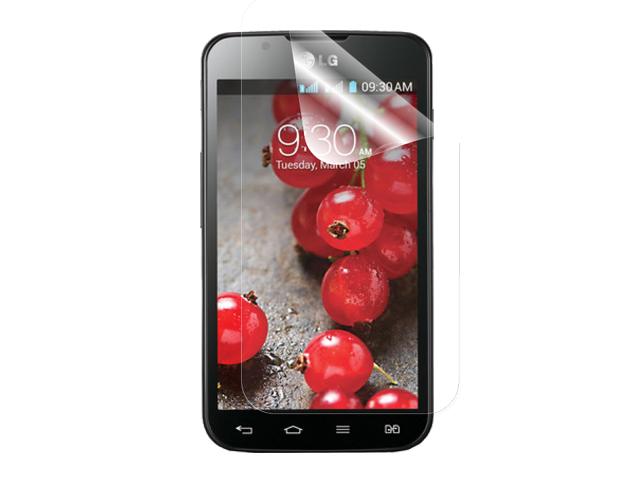 Аксессуар Защитная пленка LG P715 Optimus L7 II Dual Ainy матовая