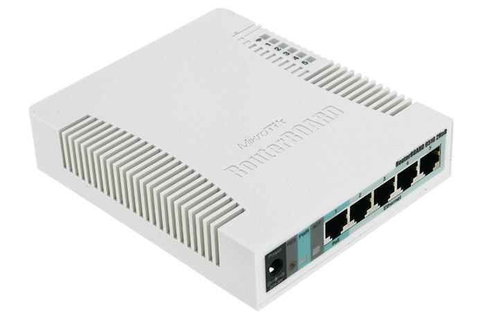 Wi-Fi роутер MikroTik RouterBoard RB951G-2HnD