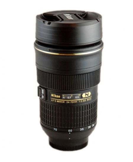 Кружка Foshan! Canon 24-105mm с крышкой-линзой 0612