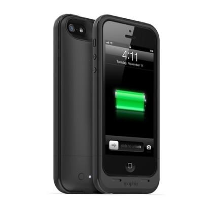 Аккумулятор Fotololo Mophie Juice Pack Plus 2000 mAh F-064 for iPhone 5 Black