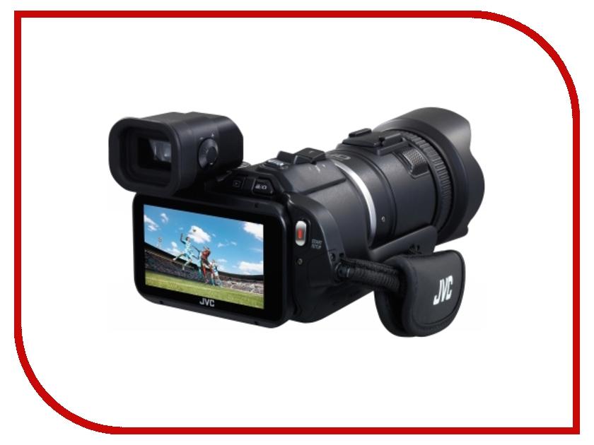 Видеокамера JVC GC-PX100 Black<br>
