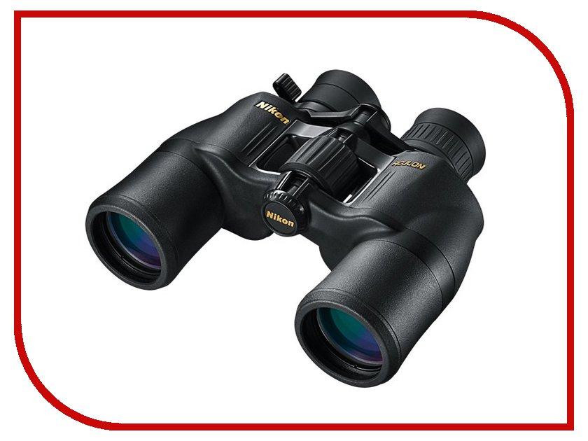Бинокль Nikon 8-18x42 Aculon A211 бинокль nikon 7x35 cf action ex wp
