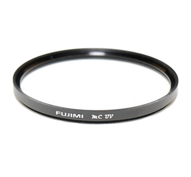 Светофильтр Fujimi MC UV 55mm светофильтр fujimi vari nd nd2 400 72mm