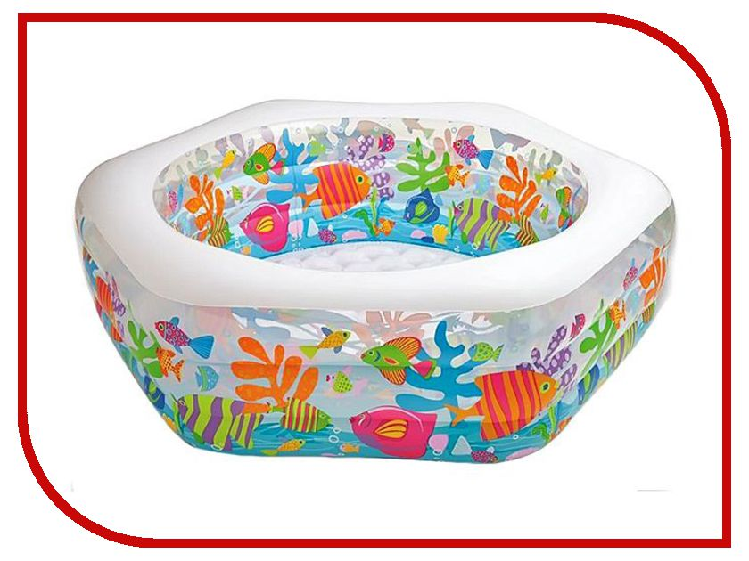 Детский бассейн Intex Риф 56493<br>
