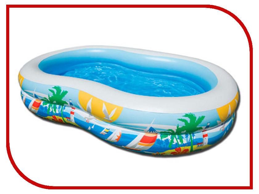 Детский бассейн Intex Райская лагуна 56490