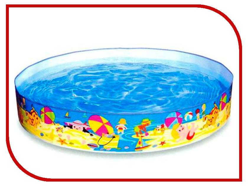 Детский бассейн Intex Пляж 56451