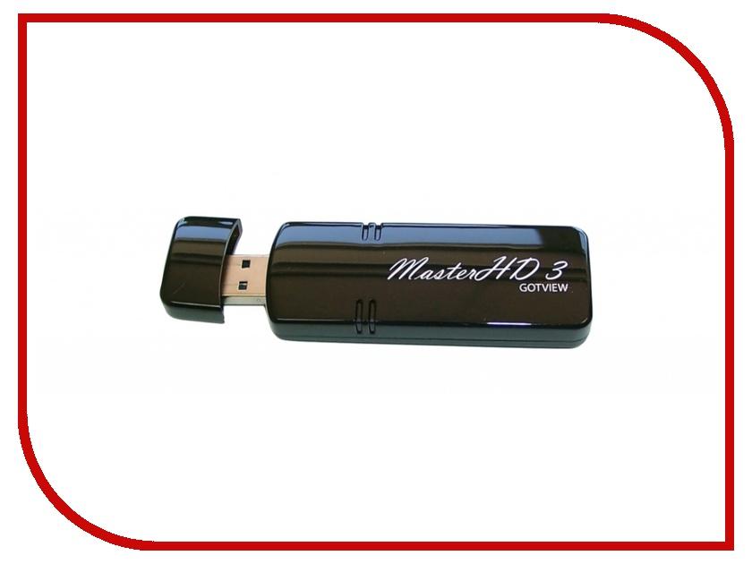Тюнер Gotview USB 2.0 MasterHD 3
