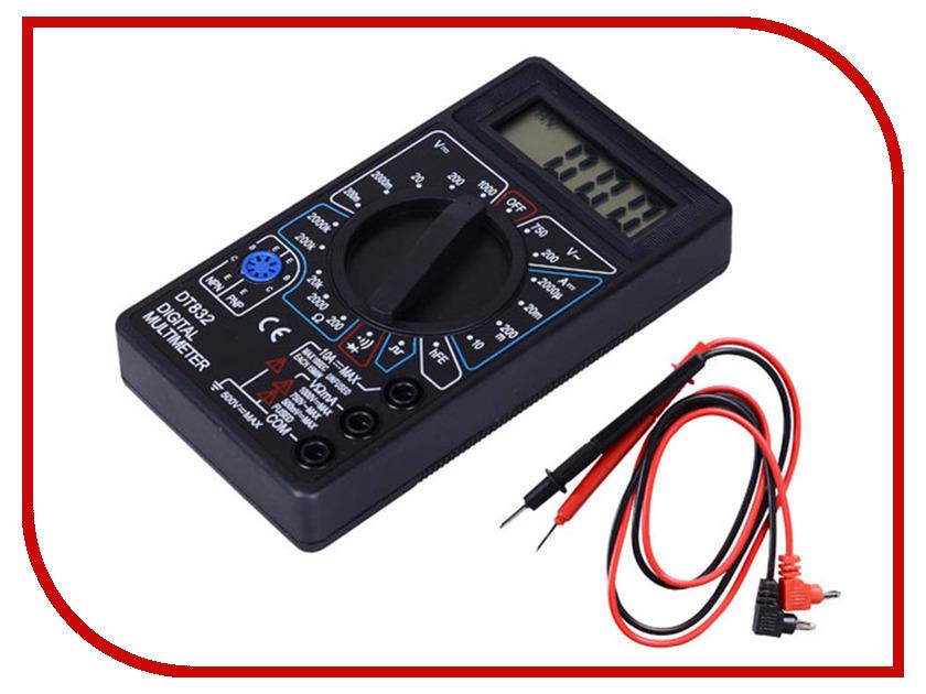 Мультиметр Ресанта DT 832 мультиметр tundra basic dt 832 1026050