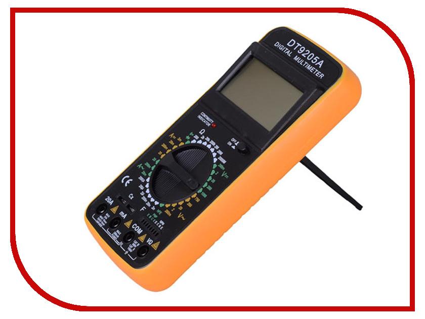 Мультиметр Ресанта / TEK DT 9205A мультиметр ресанта dt 181